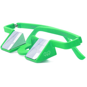YY VERTICAL Plasfun Occhiali Da Assicurazione Arrampicata, verde